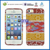 C&T Gel TPU Aztec Tribal printing for iphone 5s case