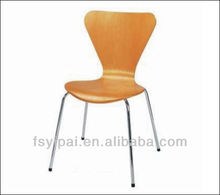 bent plywood chairs,dining chair YP-403D