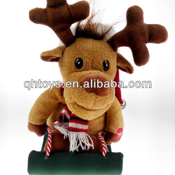 Cantando Navidad Navidad Mecedora y Cantando