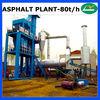 80Tons/Hour Mini Asphalt Plant-LB1000