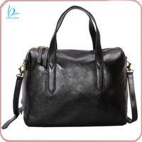 Trend color 2014 women latest fashion pure leather handbag