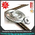 Forjar 1045 aço peças da motocicleta personalizado profissional em manufacting peças de reposição do motor