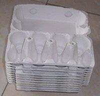 egg box / egg tray / molded pulp / molded fiber