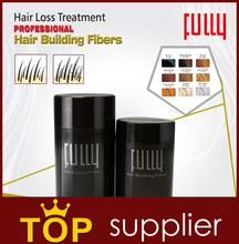 Organic Pure Keratin Hair Fibers OEM/ Bulk Stock 18 colors