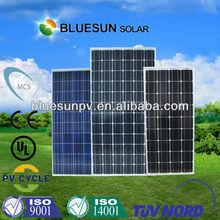 Bluesun solar 240w poly paneles+solares+chinos+precio
