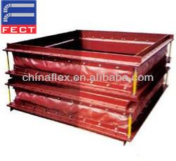 Rectangular Fabric Fiber Expansion Joint