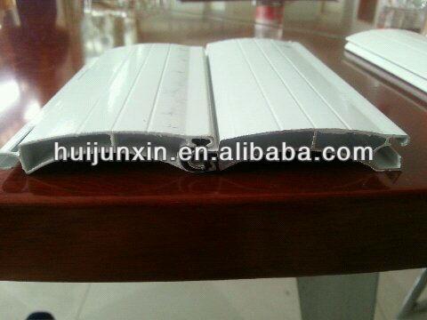 Volet roulant exterieur aluminium profile