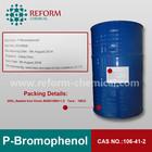 P-Bromophenol/4-bromo-pheno/1 4-bromophenol 99%min CAS NO.106-41-2