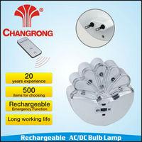 rechargeable bulb light led emergency function hand held light