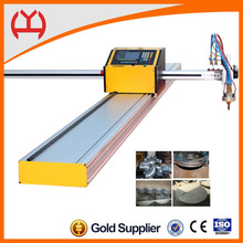 cnc manual plasma sheet metal cutting and bending machine