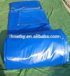 1000*1000D,20*20 Anti-mildew and UV-protection stock pvc tarpaulin