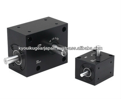 Compact hypoid gearbox made in japan products