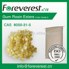 Glycerol Ester of Gum Rosin   Glue Feedstock   cas 8050-31-5 - Foreverest