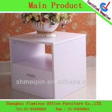 wooden modern home furniture bedside cabinet wood nightstands bedside tables
