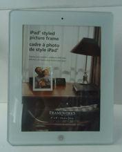 2013 New Arrival Highest Quality Ipad Glass Photo Frame
