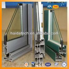 6061 T5/T6 aluminum window and door profile frame