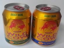 Wild Cow Energy Drink 250ml