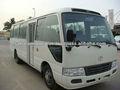 nouveau diesel toyota coaster bus de passagers