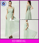2013 ZC9118 2013 New Arrival Tea Length Chiffon Bridal Maxi Dress