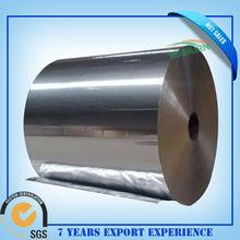Grande Aluminio Florete of 5-30MY Thickness