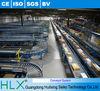 Conveyor system,powered roller,unpowered,galvanized,steel,rubber