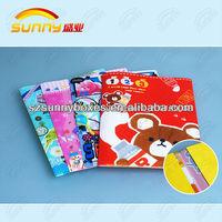 pp plastic file folder paper office paper foldrt folio