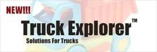 Truck Explorer: tool for Mercedes, MAN, MAZ, CLASS trucks and buses ECU programming via OBD diagnostic port (chip tuning)