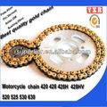 Venda quente mini moto peças de reposição go kart roda dentada cadeia roda dentada kit de transmissão cvt transmissão da motocicleta