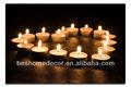 Forma di cuore candela led tela pittorica, immagini incorniciate con luci