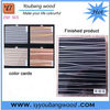 Glossy uv coating paint mdf / uv mdf panel / uv mdf board
