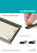 Self-Adhesive PU for enclosure, FIPFG