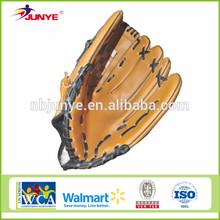 Top Leather Ningbo Junye Custom Best Baseball Batting Gloves