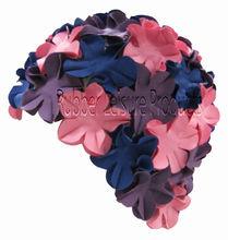 Floral Swim Cap
