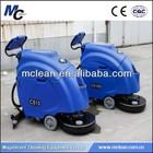 C510S floor tile cleaning machine with adjustable handle
