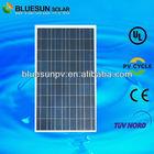 25 years warrantly Poly 100 watt solar panel