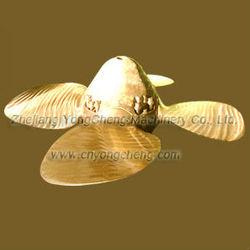 Marine CPP blades, bronze/brass alloy, OEM