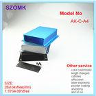Custom diy Battery Case Enclosure Aluminum shielding box