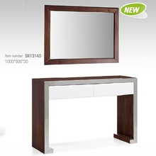 Modern dress table with mirror SK1314D