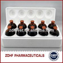 100ml glass bottle Dextriferron injection Injection animal parasite drug