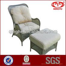 Garden furniture natural rattan & rattan chair