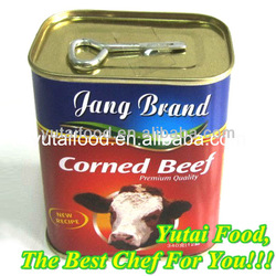 Ready to Eat Halal Products Canned Corned Beef Wholesale