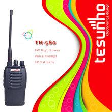 TESUNHO TH-580 professional long range handy high power output two way radios