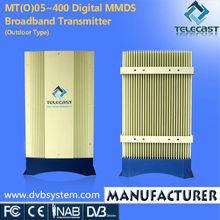 Welcomed Out Door Digital MMDS Video transmitter