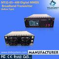 Mmds Digital de banda larga vídeo transmissor de transmissão