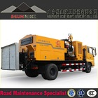 ESUN CLYB-CY2000 truck mounted asphalt hot box for infrared asphalt repair