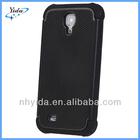Black Hybrid Rugged Hard Case For Samsung I9500