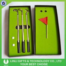 New Souvenir Gifts Promotion Golf Pen Supplier