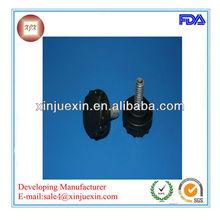 pvc clear plastic handle bags and Door knob handle