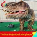 2013 alta calidad realista dinosaurio en movimiento