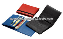 ADACCC - 0052 genuine leather card holder / promotional card holder/ business card holder set